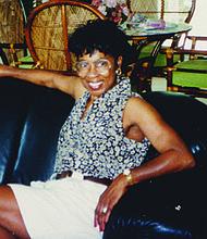 Dorothy Marie Reid
