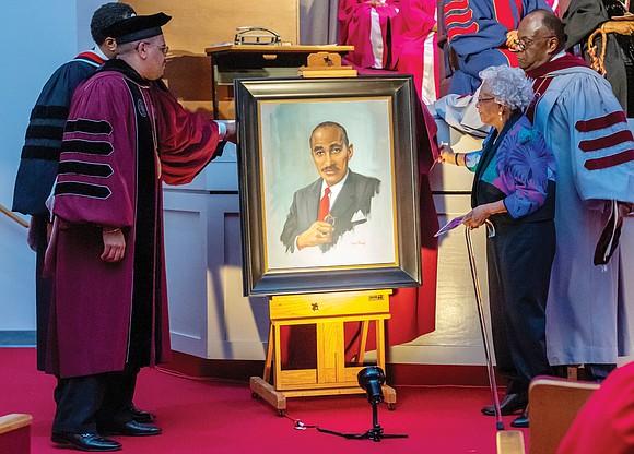 "Virginia Union University's Samuel DeWitt Proctor School of Theology announced the creation of the ""Rev. Dr. Wyatt Tee Walker Social ..."