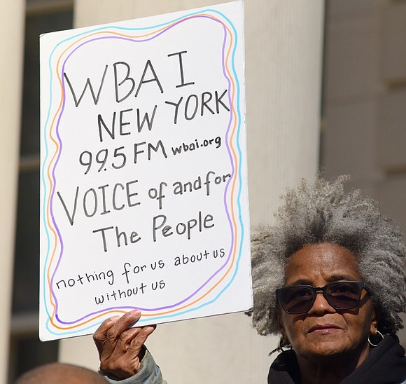 """We are back unapologetically with more radical, cutting-edge programming,"" WBAI radio (99.5FM) General Manager Berthold Reimers said at press time ..."