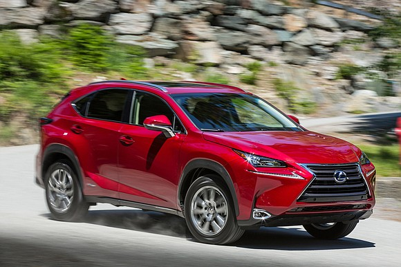 The Lexus NX 300h is yet another hybrid from the luxury automaker. This one combines the output of a 2.5-liter ...