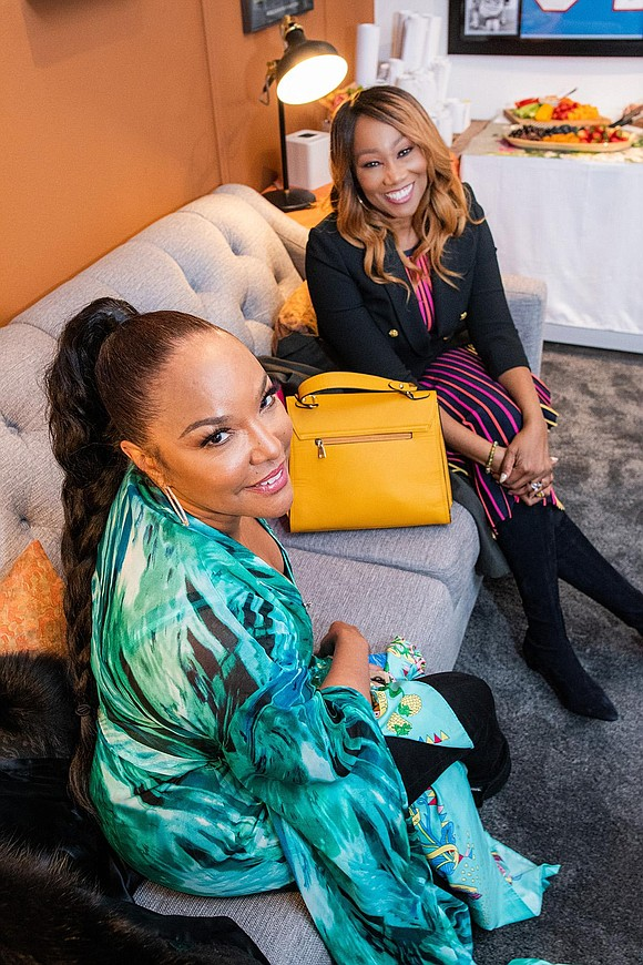 "On Thursday, November 14th, Winston Contemporary Art kicked off its new series, ""A Conversation With"" featuring Lynn Whitfield and Gospel ..."