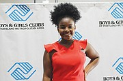 Joliesse Carmona-Perez, a member of the Blazers Boys and Girls Club in northeast Portland and a freshman at Wilson High School has been named 2020 Portland Youth of the Yea for metro area Boys & Girls Clubs.