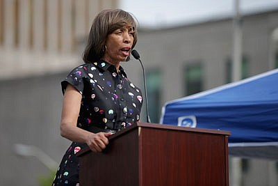 Catherine Pugh, the former mayor of Baltimore who resigned in May amid a book deal scandal, was indicted on charges related to tax evasion and wire fraud, the US Attorney's Office in Baltimore announced Wednesday.