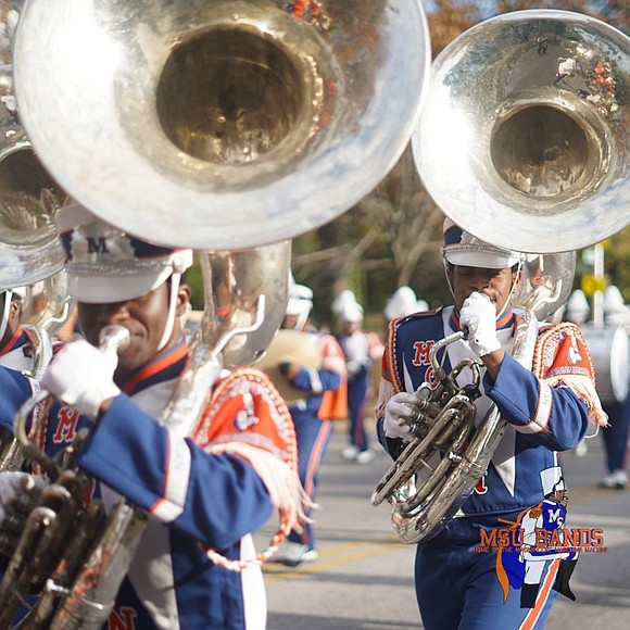 The Morgan State University Choir and marching band are coming to the city for two upcoming performances.