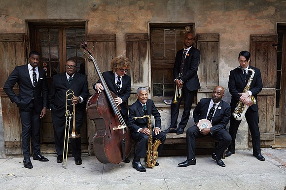 """Known as the """"Voice of New Orleans,"""" the band comprised mostly of African American musicians will perform over three consecutive ..."""