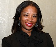 LaTara Harris, AT&T Regional Director, External Affairs, Mistress of Ceremony