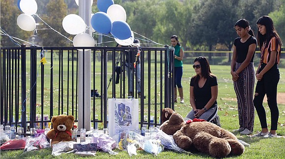 Soon after a 16-year-old shot and killed two of his classmates and wounded three others at Saugus High School in ...