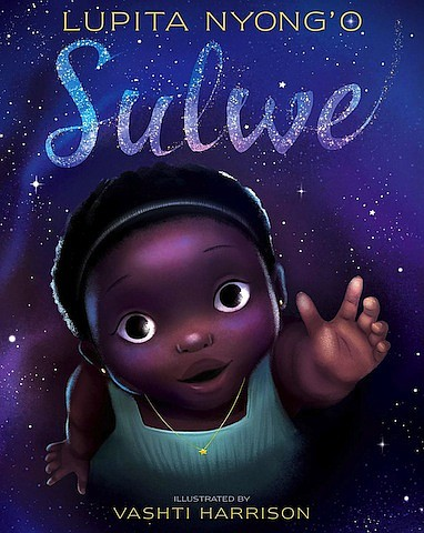 """Sulwe"" by Lupita Nyong'o, illustrated by Vashti Harrison