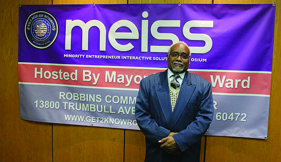 Village officials in Harvey, Dolton, Markham and other south suburbs met in September to discuss hosting a crime summit, but ...