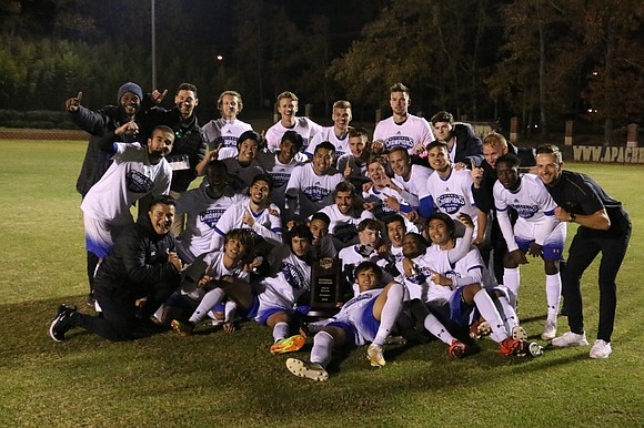 Soccer season came to a dramatic conclusion for Monroe College with both the men's and women's teams playing for NJCAA ...