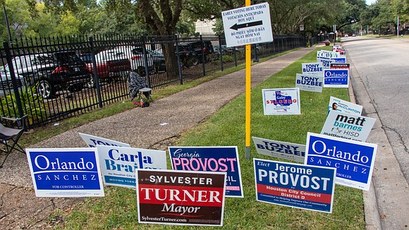 Questions remain about whether a Houston candidate with a felony conviction is eligible to be on the runoff ballot for ...