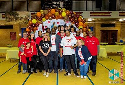 The event is part of Macy's larger commitment to giving back to local communities. Macy's is dedicated to making life ...