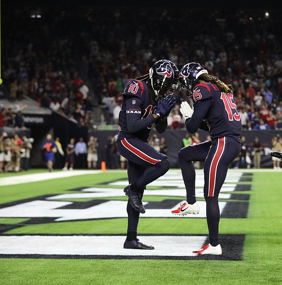 The Texans' upcoming game against the New England Patriots (10-1) this week is more than just a regular season game ...