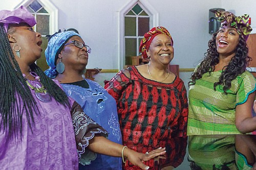 PassinArt's presentation of Black Nativity is an annual holiday gospel play.