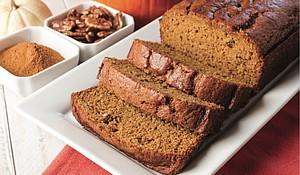 Sweet Pumpkin Bread