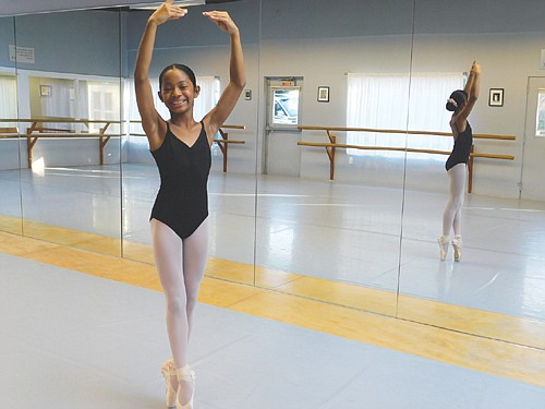 She got her start in ballet at Portland Parks and Recreation's Peninsula Park Community Center
