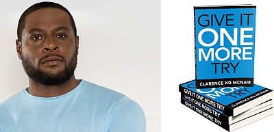 """Baltimore-native and former Motown artist shares his experience at Motown and his struggles with anxiety disorders in his new book, """"Give It One More Try"""""""