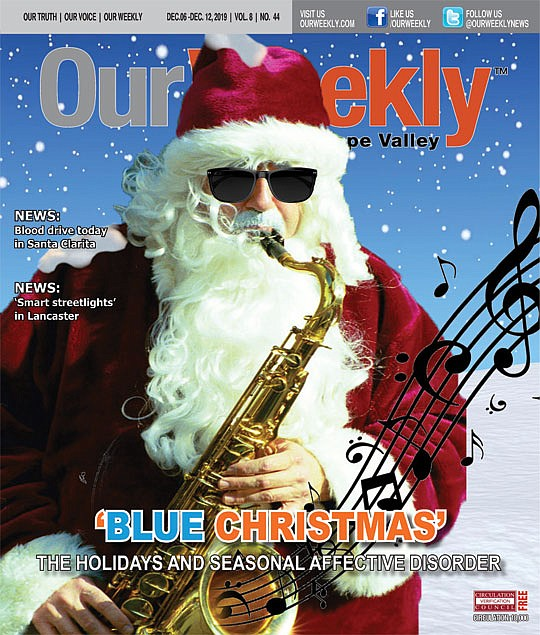 "Whether you call them the ""holiday blues,"" ""Christmas blues""or the more clinical.."