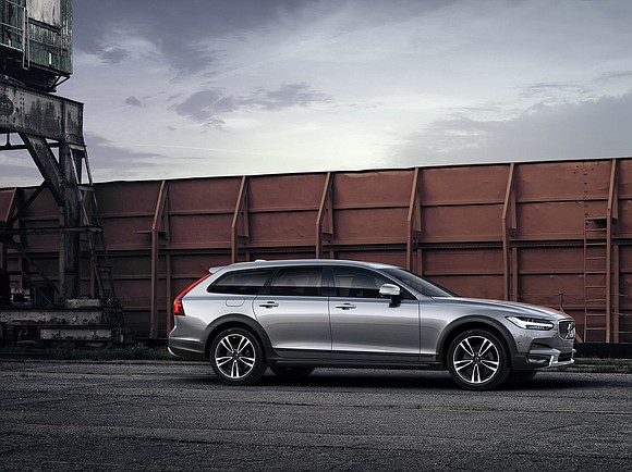 The 2019 Volvo V90 Cross County reminded us of the station wagons of the 1950s. You know, those cars that ...