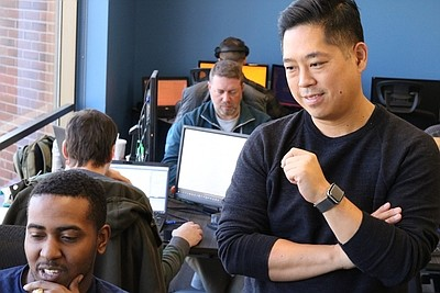 Catalyte operates training centers in Baltimore, Boston, Chicago, Denver and Portland, Oregon. It's aiming to create a diverse technology workforce ...