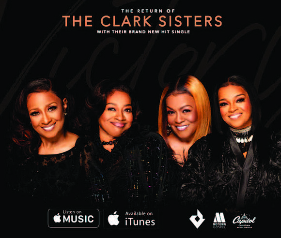 """Karew Entertainment in partnership with Motown Gospel recently announced the newest single, """"Victory"""", from the legendary gospel group, The Clark ..."""