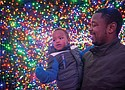 A dazzling display enjoyed by the whole family. More than 1.5 million brightly colored lights transform the Oregon Zoo into a walk-through winter wonderland during ZooLights, now showing for the holiday season.