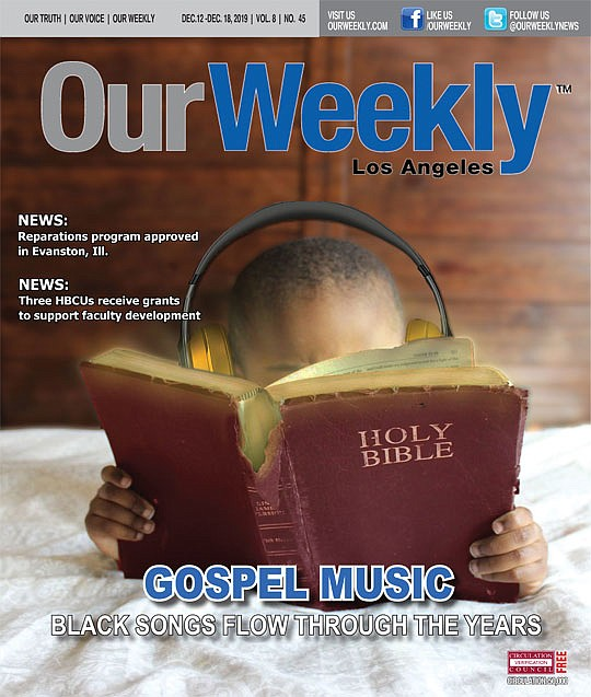 Gospel. The word derives from the Old English godspell, a translation of..