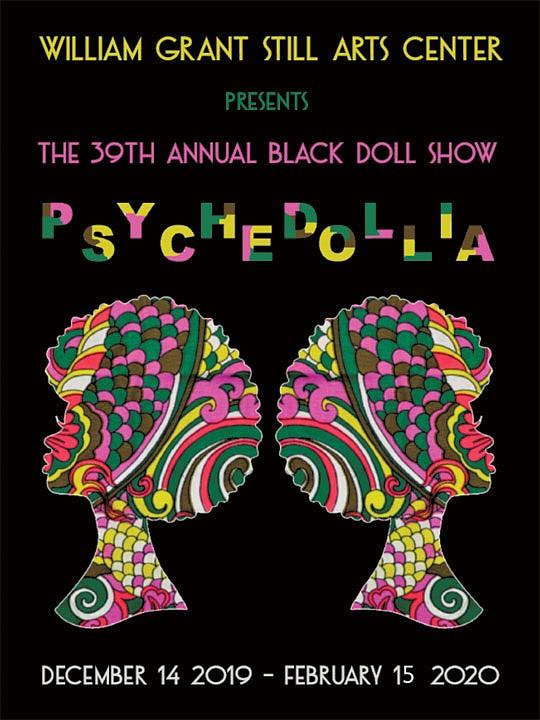 """""""Psychedollia,"""" the William Grant Still Art Center's 39th Annual Black.."""