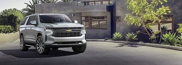 Chevrolet's iconic people and cargo haulers begin a new chapter today with the introduction of the all-new 2021 Chevrolet Tahoe ...