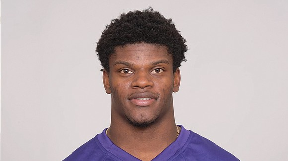 As quarterbacks go, Lamar Jackson has a great arm — and perhaps even better feet.