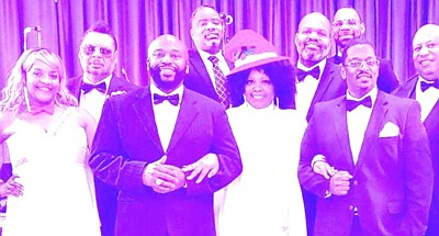 "Dee Brent & Signature Live with Effect Band is the headliner for Carlos Hutchins of CH Productions ""Home for the Holidays"" Event on Sunday, December 15 at the Forum Caterers, 4210 Primrose Avenue starting at 4 p.m.  For more information, call 443-963-5711."