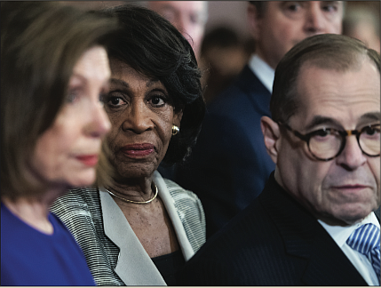 "House Democrats announced two articles of impeachment against President Donald Trump on Tuesday, declaring he ""be- trayed the nation"" with ..."
