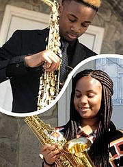 Jazz Expressways Foundation, Inc. will have the pleasure of giving scholarships to two deserving teenagers, Ebban & Ephraim Dorsey, at their SOLD OUT Jazz Expressways Pre-Christmas Jazz & Blues Breakfast on Saturday, December 14, 2019 at the New All Saints Roman Catholic Church on Liberty Heights Avenue. Greg Hatza ORGANization will be performing.