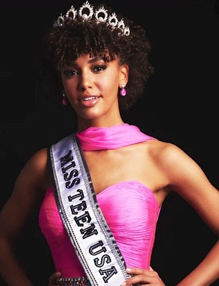 Miss Teen USA Kaliegh Garris