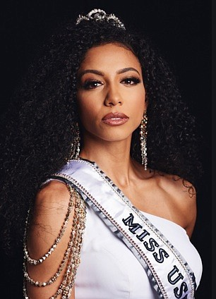 Miss USA Cheslie Kryst