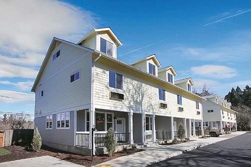 Brunswick Commons affordably priced and move-in ready