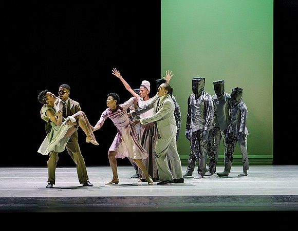 The Alvin Ailey American Dance Theater's season is in full swing from Dec. 4 – Jan. 5 at City Center ...