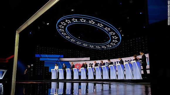The most diverse field of Democratic presidential candidates in history is now boiled down to a debate stage that lacks ...