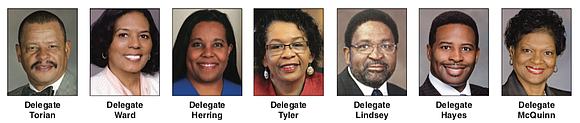 The Virginia Legislative Black Caucus will hold an un- precedented 10 committee leadership posts in the House of Delegates when ...