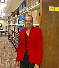 "Virgie Williams is a walking ""her-story"" book. After graduating from Forest Park High School in 1968, Williams decided to attend BCCC, which was then known as Baltimore Junior College. Upon completing her studies at the school in 1970, she was offered a full-time position in the library"