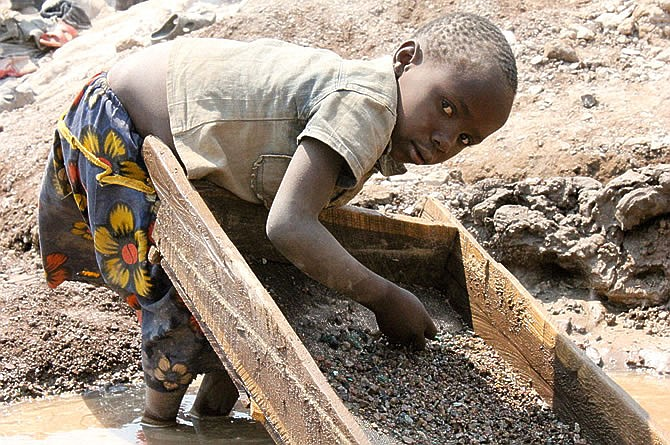 Five tech giants link to 'cruel and brutal use of children' in Congo mines  | New York Amsterdam News: The new Black view