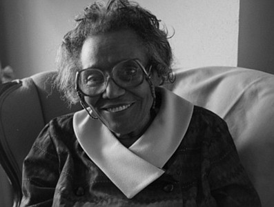 Mable M. Jackson Chandler, better known as Mama Chandler.