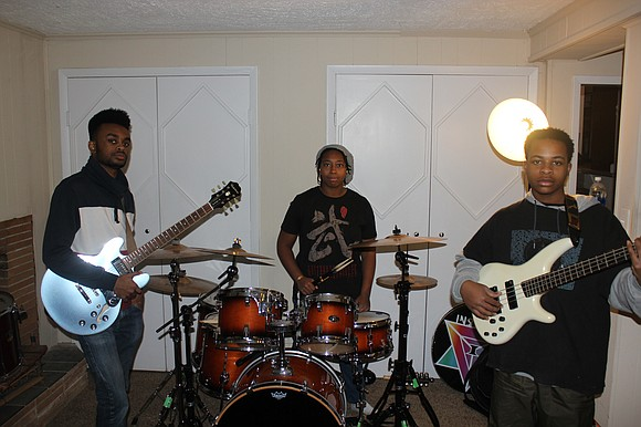 Three south suburban youth, who call themselves MudCity Blue, will attend the 2020 International Blues Challenge in Memphis next month ...