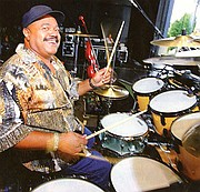 Dennis Chambers, our own Baltimore native & world-wide renowned drummer is back home to perform with Leni Stern, Tom Kennedy and Mike Stern on December 27th & 28th at the An Die Musik Live, 409 N. Charles Street in Baltimore. For more information, call 410-385-2638.