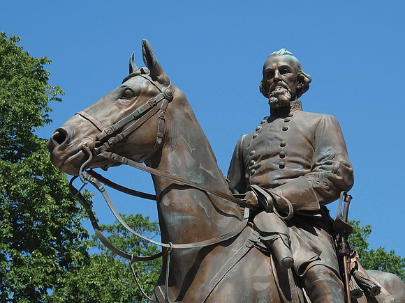 A Tennessee nonprofit group has handed over statues of Confederate leaders Nathan Bedford Forrest and Jefferson Davis to the Sons ...