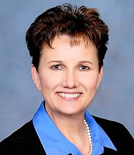 Sherry B. Perkins, PhD, RN, FAAN, new president of Anne Arundel Medical Center.