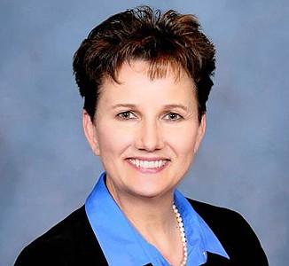Sherry B. Perkins, PhD, RN, FAAN, new president of Anne Arundel Medical Center.