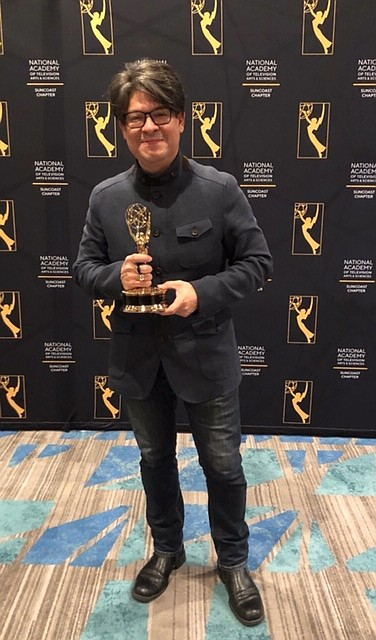 Puerto Rican musician, composer, and audiovisual producer Ignacio Peña, twice winner of the Emmy Award, wraps up 2019 and the ...