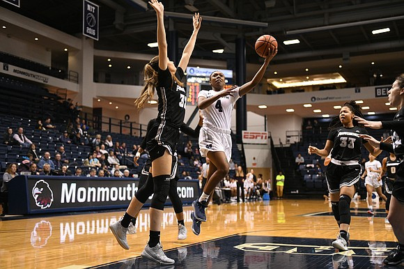 There is plenty of Division I women's basketball action in New Jersey. Here is where the teams stand at the ...