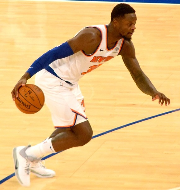 After the Knicks easily dismissed the stumbling Detroit Pistons on the road by 125-81 on Saturday, the franchise's largest margin ...